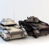 Weapon British A15 Tank