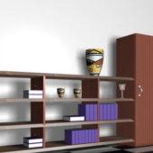 Furniture Bookcase Wall Units