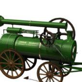 Vehicle Burrell Tractor