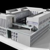 Office Buildings Complex Architecture