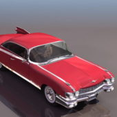Vintage Cadillac Sixty Special Luxury Car