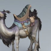 Camel Mount Animal