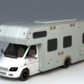 Western Camper Van