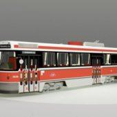 North America Light Rail Vehicle