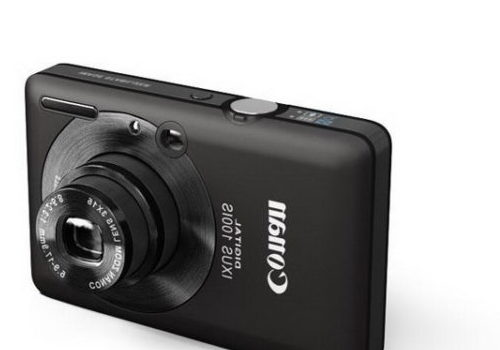 Canon Digital Camera Ixus 100is