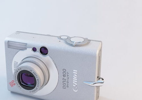 Canon Digital Camera Ixus 400