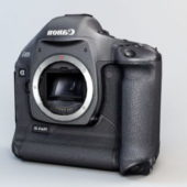 Canon Camera Eos-1d Mark Iii