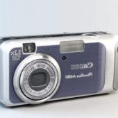 Camera Canon Powershot A450