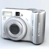 Camera Canon Powershot A560