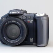Camera Canon Powershot S5
