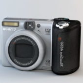 Camera Canon Powershot A650