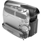 Vintage Canon Zr850 Camcorder
