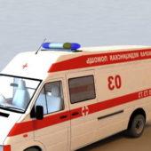 Ambulance Car Design