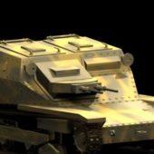 Military Carro Veloce Cv-35 Tankette