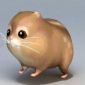 Cartoon Animal Gopher