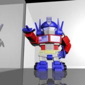 Transformers Prime Cartoon Character