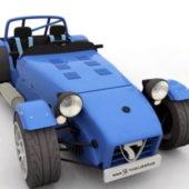 Car Caterham Superlight R300