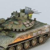Cavalera Light Tank Weapon