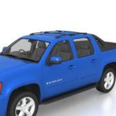 Chevrolet Avalanche Pickup Car
