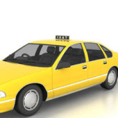 Chevrolet Caprice Taxi Vehicle