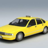 Chevrolet Caprice Taxi Car
