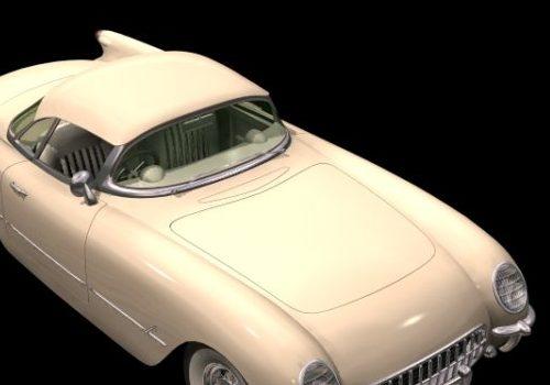 Classic Chevrolet Corvette 2-door Coupe