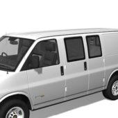 Chevrolet Express Van Vehicle