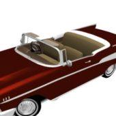 Chevrolet Classic Convertible Car