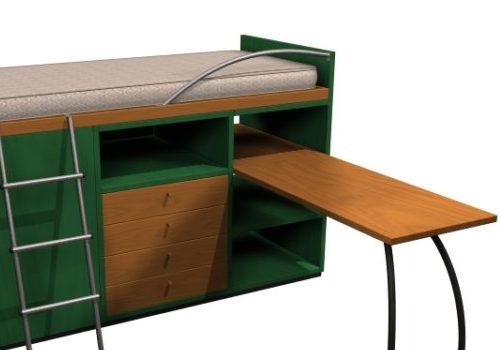 Woode Children Bed Furniture