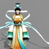 Chinese Character Goddesses