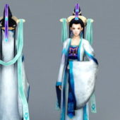 Chinese Myths Goddess Character