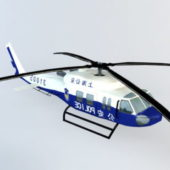 Chinese Helicopter Police Style