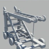 Military Chinese Siege Ladder