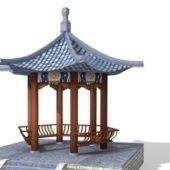 Chinese Garden Pavilion Design
