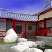 Chinese Architecture Garden Design