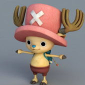 Character Chopper One Piece