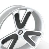 Car Chrome Wheel Rim