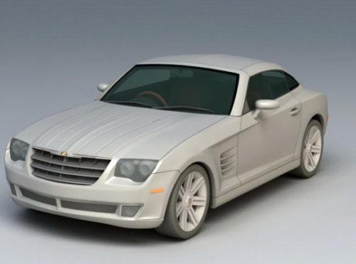 Car Chrysler Crossfire