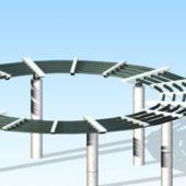 Round Pergola Design