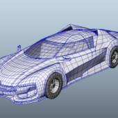 Citroen Gt Car Concept