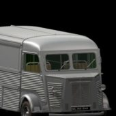 Vintage Citroen Type-h Van