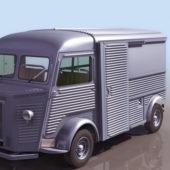 Vintage Citroen Type H Delivery Van