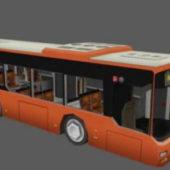 50 Seats City Bus