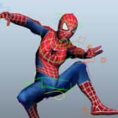 Classic Spider-man Character
