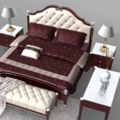 Classic Style Hotel Bedroom Sets