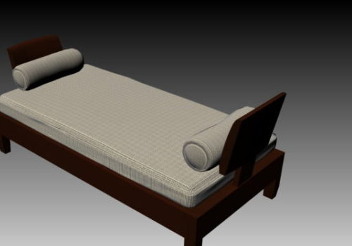 Classical Daybed Wood Frame
