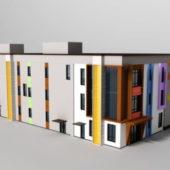 Classroom School Building