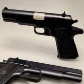 Colt M1911 Pistol Gun