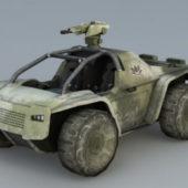 Vehicle Combat Fighting Truck