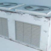 Kitchen Air Conditioning Unit